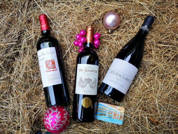 trio vins regionaux 1 600x450 - Trio de Vins Régionaux